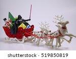 star wars darth vader action... | Shutterstock . vector #519850819