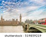 London  England. Double Decker...