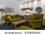 Interior Of A Living Room With...