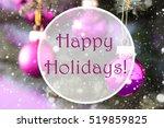 Rose Quartz Christmas Balls ...