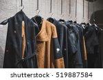 Stock photo women elegant clothing 519887584