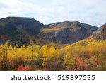 Charlevoix Autumn Landscape