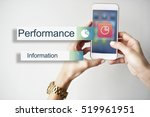 data information analytics... | Shutterstock . vector #519961951