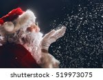 merry christmas and happy... | Shutterstock . vector #519973075