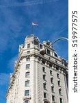 Small photo of Willard Hotel Washington DC Exterior Architecture Landmark Monument American History Luxury Facade Outside Daytime