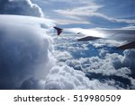Flying Into The Clouds