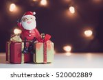Santa Claus Dolls And Christma...