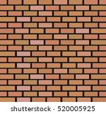 brick wall bacground 2 | Shutterstock .eps vector #520005925