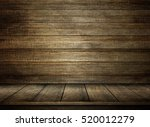 Old Wooden Background For...