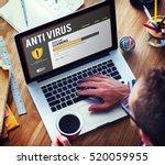 Anti Virus Alert Firewall...