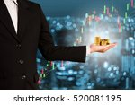 wealth and investment concept....   Shutterstock . vector #520081195