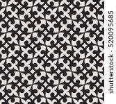 arabesque. vintage abstract... | Shutterstock .eps vector #520095685