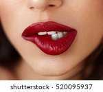 beauty. beautiful woman face... | Shutterstock . vector #520095937
