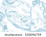 Ink Marble Background In Pale...