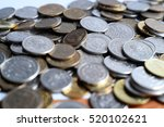 save money with stack money... | Shutterstock . vector #520102621