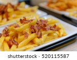 French Fries And Cheese With...