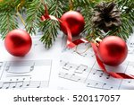 Christmas Decorations And Fir...