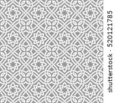 stylish seamless pattern.... | Shutterstock .eps vector #520121785