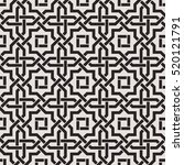 seamless pattern with... | Shutterstock .eps vector #520121791