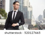 male fashion sttyle  young...   Shutterstock . vector #520127665