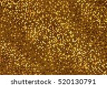 gold background with... | Shutterstock .eps vector #520130791