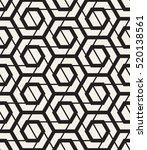 vector seamless pattern. modern ... | Shutterstock .eps vector #520138561
