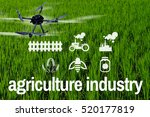 agriculture industry icon... | Shutterstock . vector #520177819