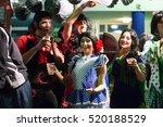 sitges   spain   february 10 ... | Shutterstock . vector #520188529