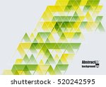 abstract background with... | Shutterstock .eps vector #520242595