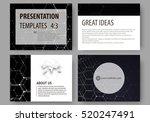 business templates for... | Shutterstock .eps vector #520247491