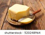 butter | Shutterstock . vector #520248964