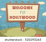 """billboard with """"welcome to... 
