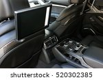 car interior luxury service.... | Shutterstock . vector #520302385