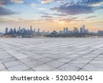 cityscape and skyline of... | Shutterstock . vector #520304014