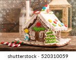 Gingerbread House. European...
