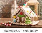 Gingerbread House. European...