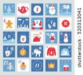 Christmas Advent Calendar Or...
