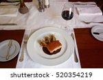 traditional peruvian meal...   Shutterstock . vector #520354219