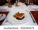 traditional peruvian meal...   Shutterstock . vector #520354675