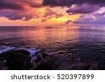 Dramatic Sunset In Phuket ...