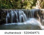 huay mae khamin  paradise... | Shutterstock . vector #520406971