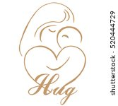 parenting logo template vector | Shutterstock .eps vector #520444729