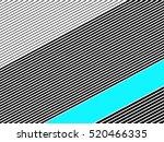 oblique  diagonal lines pattern. | Shutterstock .eps vector #520466335