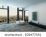 minimalist luxury bathroom... | Shutterstock . vector #520477531
