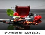 Blueberry And Raspberry Tea ...