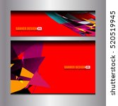 business abstract backgrounds ... | Shutterstock .eps vector #520519945