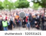 political protest.... | Shutterstock . vector #520531621