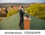 egerszolat  hungary  nov 2015   ... | Shutterstock . vector #520560499
