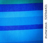 Small photo of Striped textile background. Close up of linen burlap with stripes.