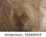 gold watercolor texture paint...   Shutterstock . vector #520606414